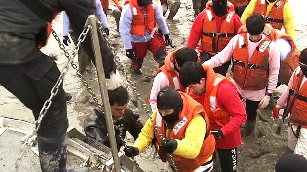 '여객기 불시착' 민·관·군 합동훈련