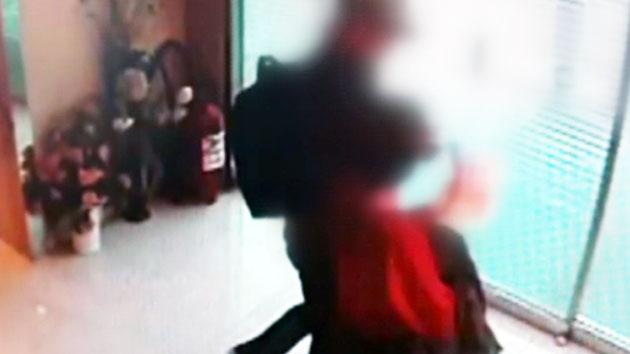 10대 가출소녀, CCTV에 기록된 마지막 행적