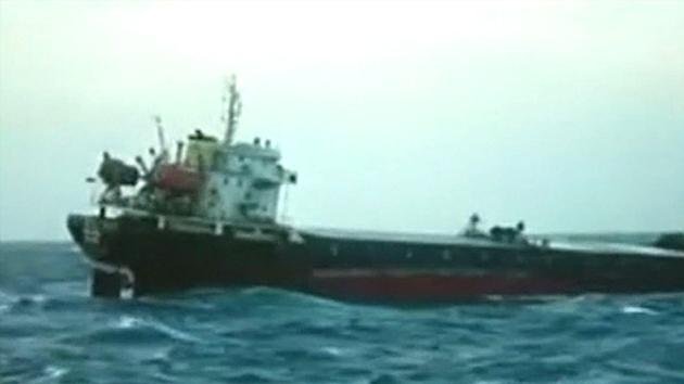 [속보] 오츠크해에서 어선 침몰…54명 사망