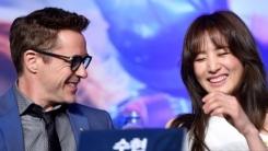 """'어벤져스2' 수현 """"로다주, 첫 만남부터 매너남"""""""