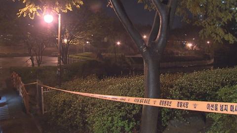 연못에서 나체 여성 시신 발견…경찰 수사