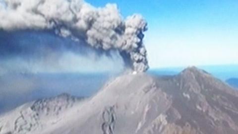 칠레 칼부코 화산 분출로 주변은 '쑥대밭'