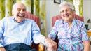 103세 신랑 92세 신부 결혼, '세계 최고령 커플'