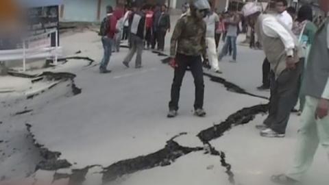 """""""완전한 대재앙 올 수 있다""""…네팔 지진은 예고편?"""