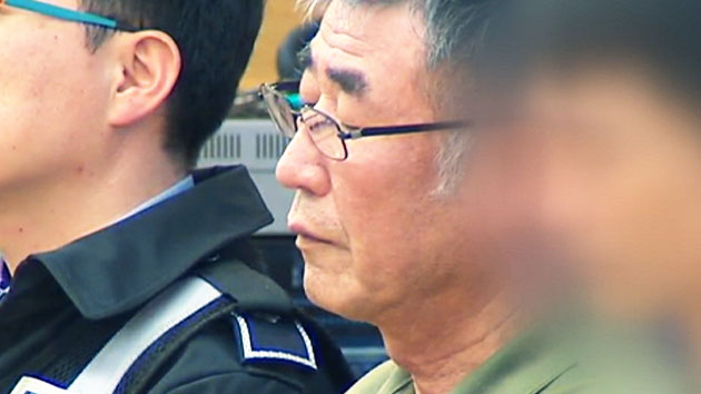 [속보] 이준석 선장 살인죄 인정…무기징역 선고