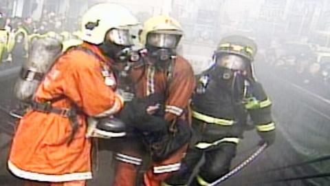 지하철 화재, 에어커튼으로 대피 시간 늘린다