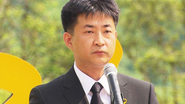 盧의 아들, 김무성 면전에서 '맹비난'…작심했나?