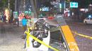 신촌 인근 택시 인도 돌진…행인 1명 숨져