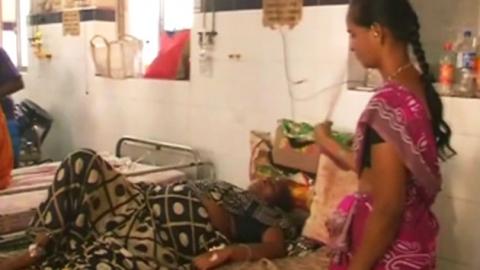 인도, 48도 '살인 폭염' 강타…600명 넘게 숨져
