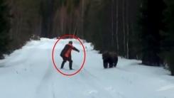 죽은척하지 않고 야생 곰에게서 살아남는 법