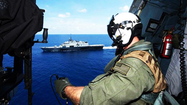 """중국, """"인공섬 막으면 미국과 전쟁도 불사"""""""