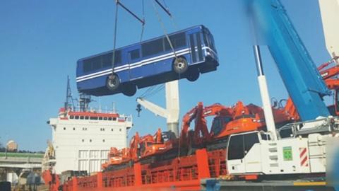 뺑소니 차량 등 190여 대 러시아로 밀수출