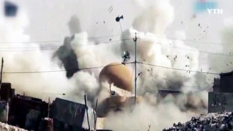 IS 추정세력, 이라크·사우디서 잇단 자폭 테러