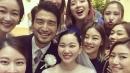 이현이, 장윤주 결혼 축하…톱모델 총출동