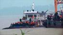 양쯔강 유람선, 생존자 구조 성과 없어