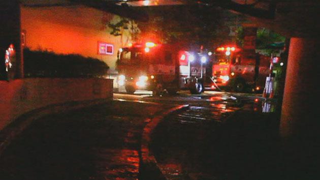 대전 주상복합건물 1층에서 불...100여 명 대피