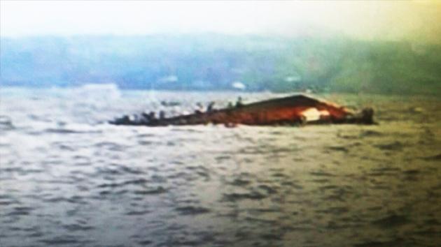 """[속보] 필리핀서 여객선 전복…""""55명 사망·실종"""""""