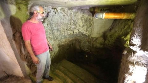 예루살렘 가정집에서 2천 년 전 유대인 욕조가…