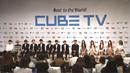 비스트·비투비·포미닛 모였다…큐브 TV 개국