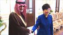 '중동의 워런 버핏' 사우디 왕자, 36조 기부왕 되다