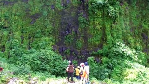 관광지도엔 없는 제주 비경 '탐라계곡 폭포'
