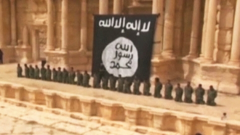 IS, 시리아군 집단 처형 영상 공개