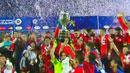 칠레, 코파아메리카 첫 우승