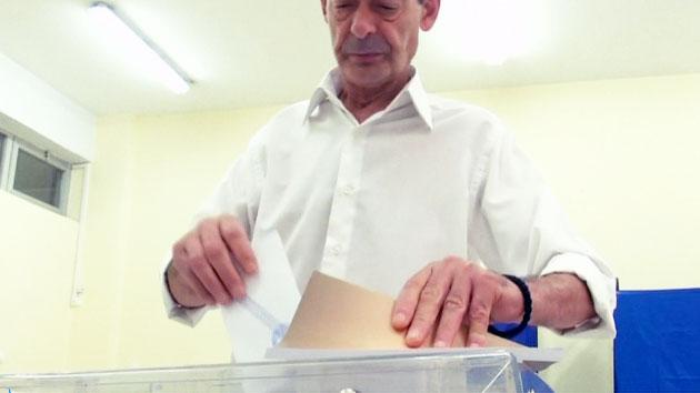 """그리스 국민투표 종료…""""반대 61% 확보 전망"""""""