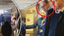 소탈한 옷차림에 저가 항공기 탄 英 윌리엄 왕세손