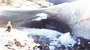 이상 고온에 美 얼음동굴 붕괴…최소 9명 부상