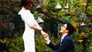 배용준·박수진 '철통 보안 비공개 결혼식' 이야기