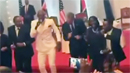 아버지의 나라에 온 '아들 오바마'의 케냐 댄스