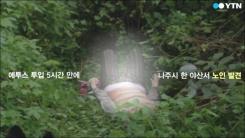 [제보영상] 실종 노인 찾아낸 영웅견 '에투스의 활약'