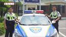 교통사고로 잘린 운전자 손목 찾아준 경찰