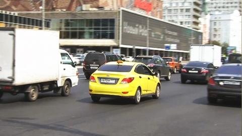 러시아 곳곳을 누비는 '국산 자동차'