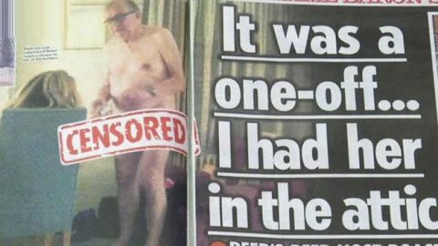 '매춘 마약 스캔들' 영국 상원부의장 벼랑 끝에…