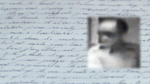감옥에 갇힌 '대부'에게서 온 편지