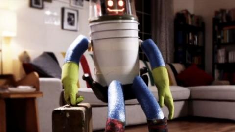 美 횡단 도전 히치봇, 누군가의 테러로 여행 실패