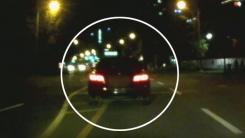 [렌즈로 보는세상] 교차로 오토바이 사고