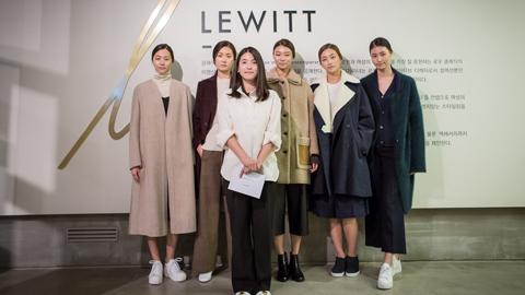 르윗, 디자이너 이명신과 함께한 2015 F/W 컬렉션 성료