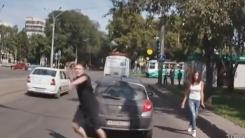 험악한 '도로 위 분노'…도끼·총으로 위협