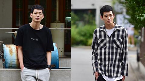 여름 끝자락, 모델 김종훈이 제안하는 여름&가을 스타일링 팁!