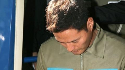 '마약 투약' 김성민, 징역 10월 실형 선고