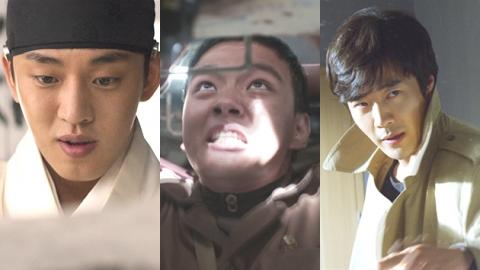 추석 극장가 한국영화 3파전 뜨겁다