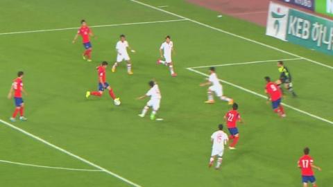 슈틸리케호, 월드컵 예선 라오스전 대승