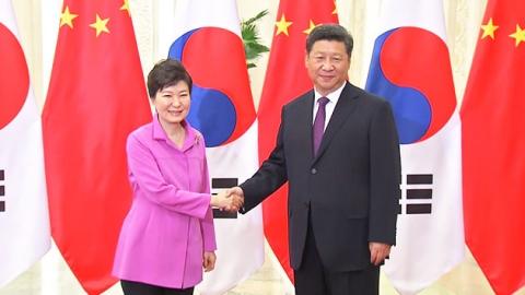 중국과 '평화통일' 논의…北 압박카드로 활용?
