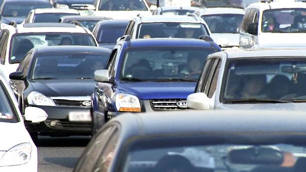 사고없어도 막히는 도로, 원인은 '유령 체증'