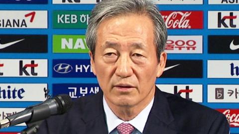 """""""19년 자격 정지 추진"""" 정몽준 '최대 위기'"""