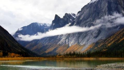 태고의 아름다움…캐나다의 비경 '나하니'