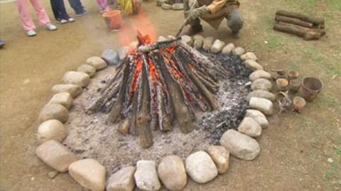 6천 년 전 가을로! 신석기 시대 체험